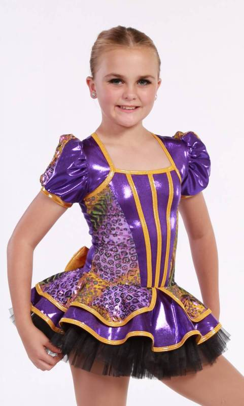 QUEEN BEE  Dance Costume