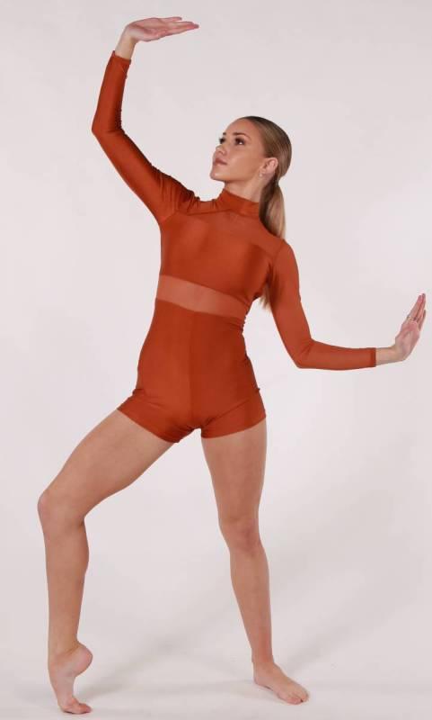 ELLA SHORTARD  Dance Costume