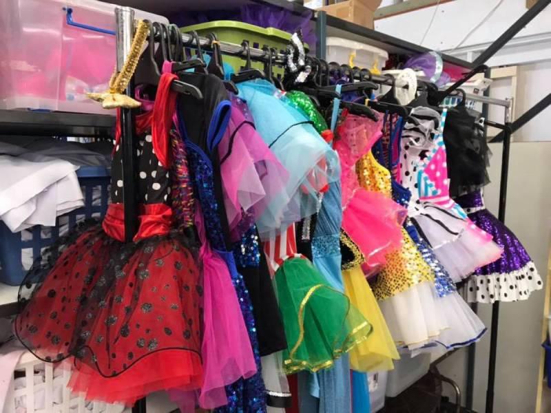 3KG Costume clearance - GRAB BAG Dance Costume