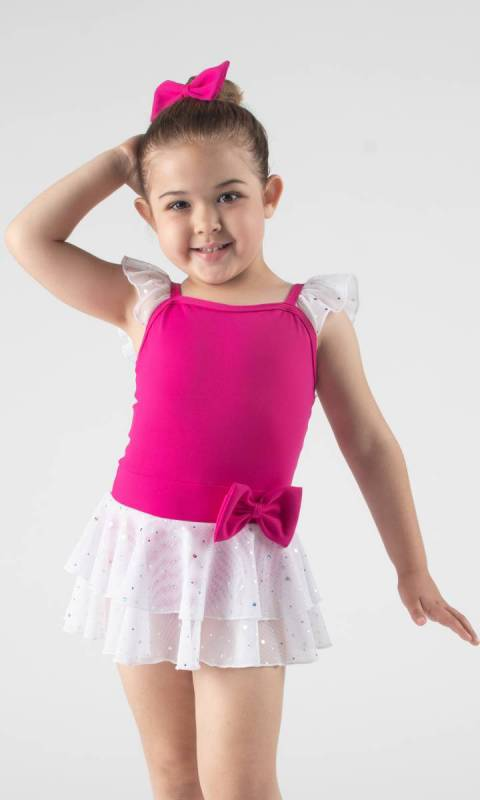 SOPHIE - Leotard dress  Dance Studio Uniform