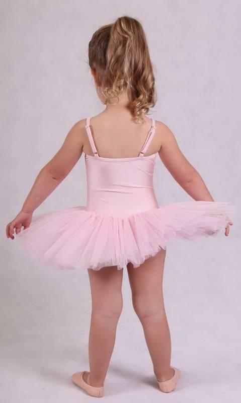 Princess Line Tutu CHTU01 - Light Pink