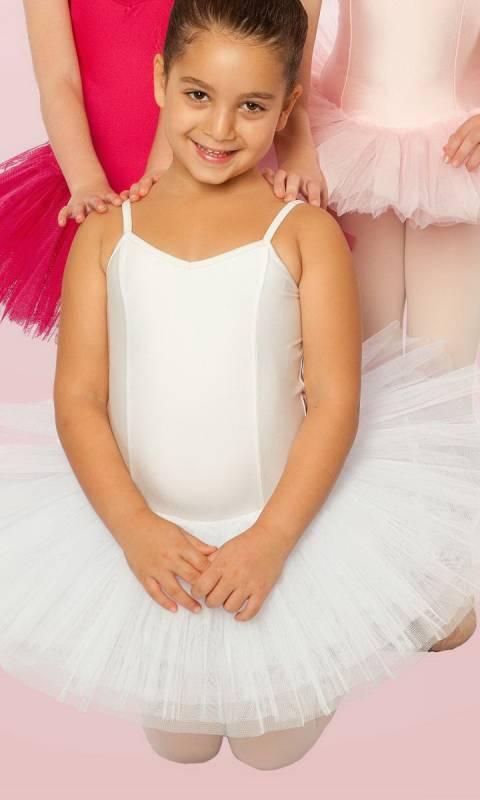 Princess Line Tutu CHTU01 - white