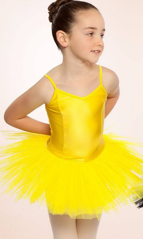 Princess Line Tutu CHTU01 - Yellow