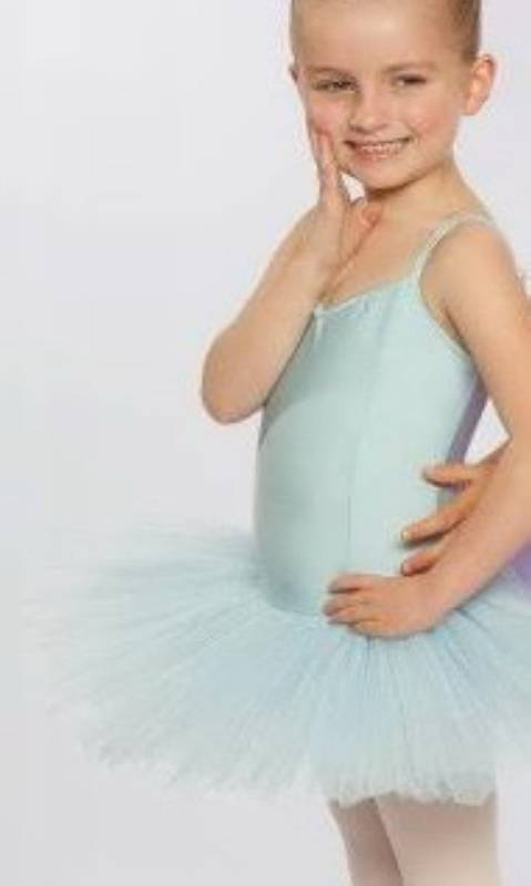 Princess Line Tutu CHTU01 - Pale Blue
