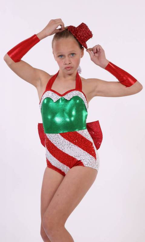 ALL I WANT FOR CHRISTMAS Dance Costume