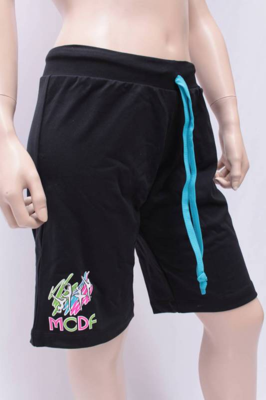 BOYS Shorts Drawcord - Plain - Melton Dance Boys Shorts