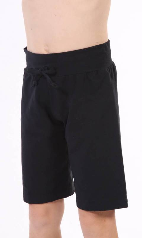 BOYS Shorts Drawcord - Plain Dance Studio Uniform