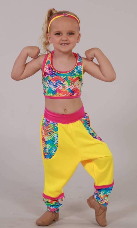 HIP HOP SUNSHINE  Dance Costume