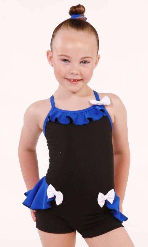 WILLOW SHORTARD - frill and bows  Dance Studio Uniform
