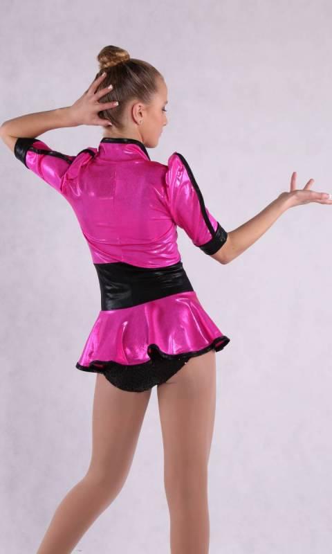 JUST DANCE JACKET - Hot Pink