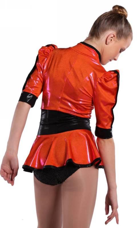 JUST DANCE JACKET - orange