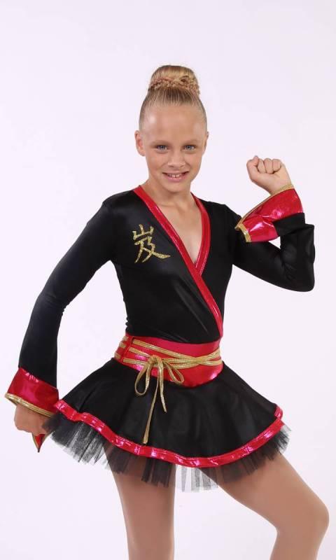 LANTERNS  Dance Costume