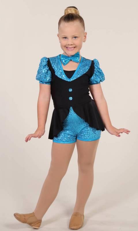 PUTTIN ON THE RITZ  Dance Costume