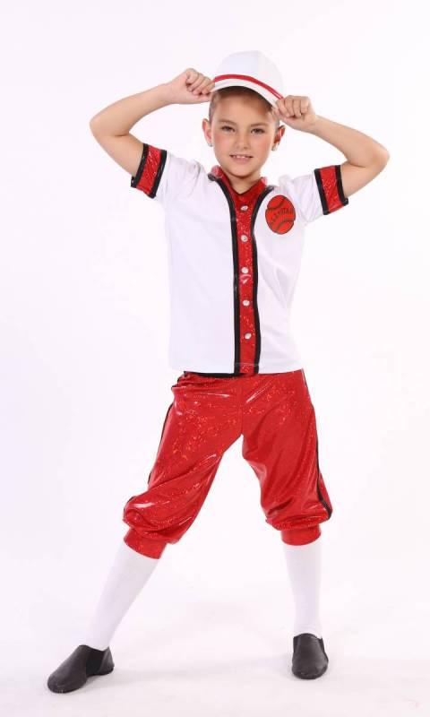MAJOR LEAGUE - baseball  Dance Costume