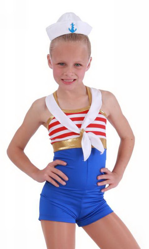 ROCK THE BOAT Dance Costume