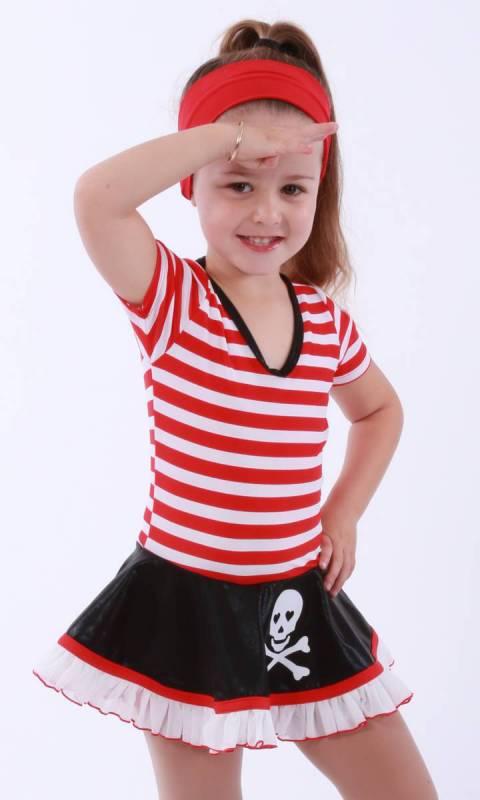 Baby Pirates Dance Costume
