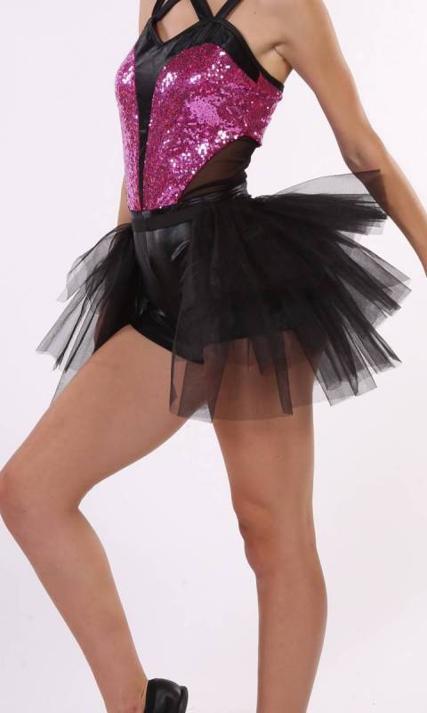 Bustle Dance Costume