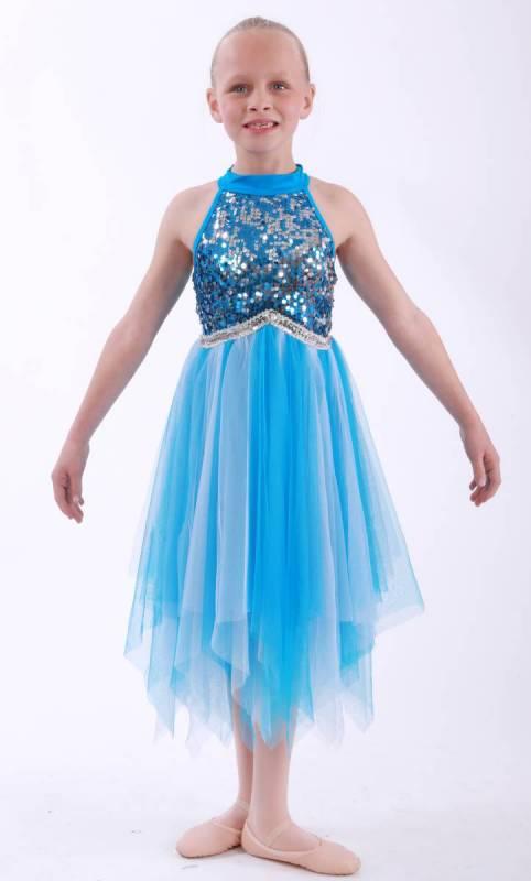 PARADISE  Dance Costume