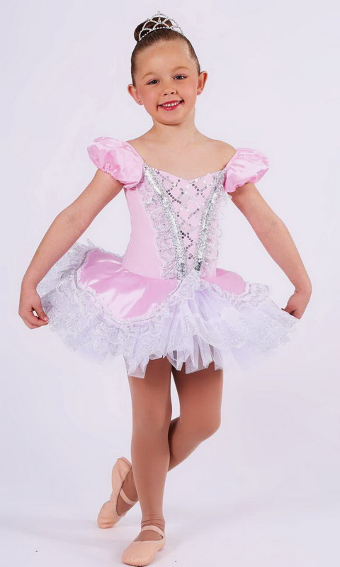 CINDERELLA Dance Costume