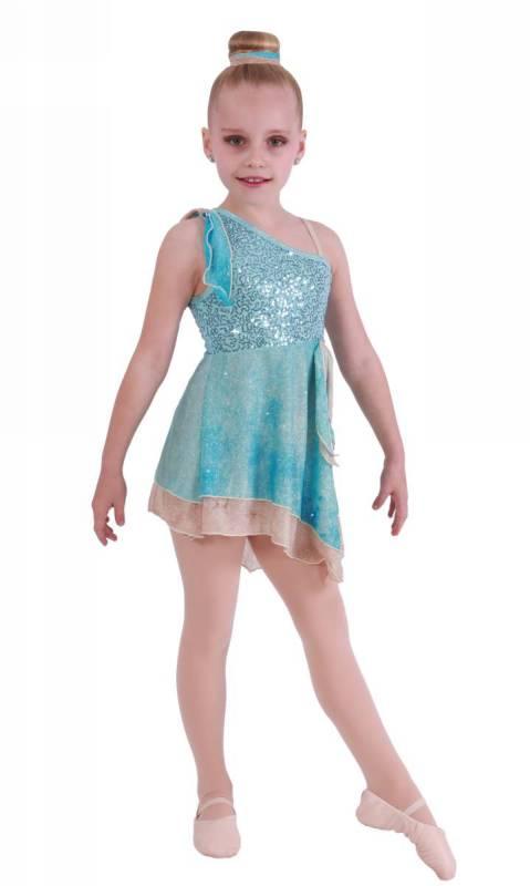 COLOURS OF THE WIND  - Mint Zsa Zsa  aqua and beige glitter mesh  aqua mint shorts