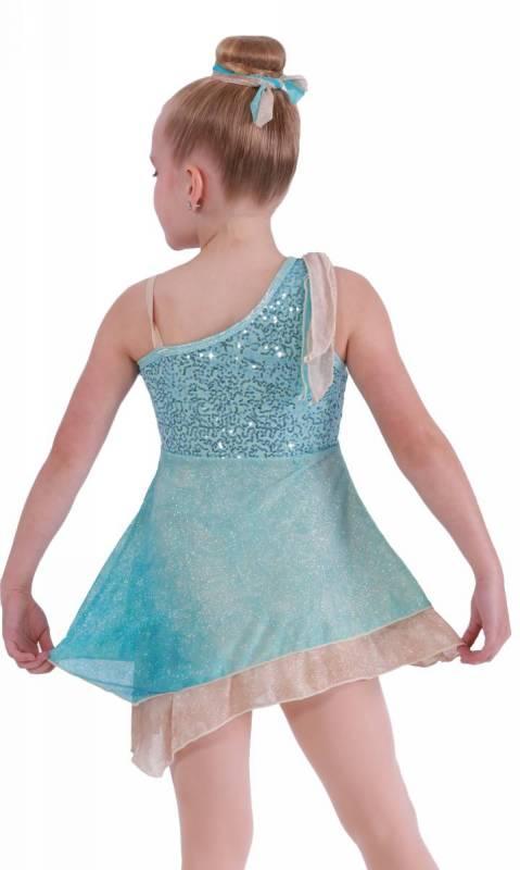 Mint Zsa Zsa  aqua and glitter mesh  aqua mint shorts