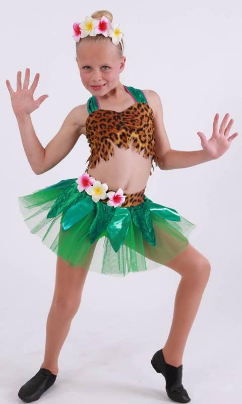 ROAR 2 pc - Tribal Dance Costume