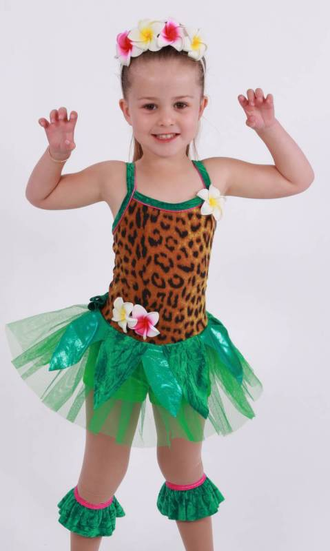 ROAR Dance Costume
