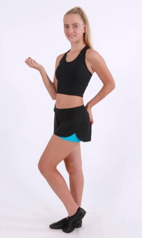 CLAIRE - Duo shorts Dance Studio Uniform