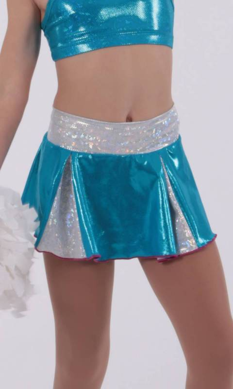 CHEER SKIRT - ONLY  Dance Costume