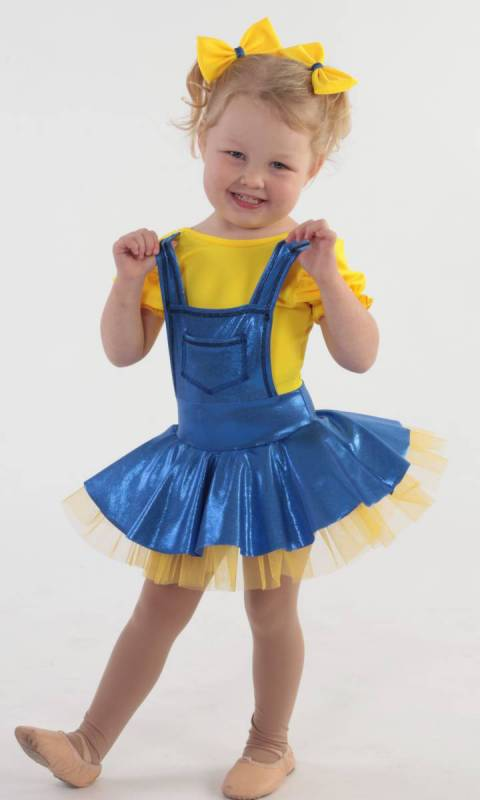 MINI ME  Dance Costume