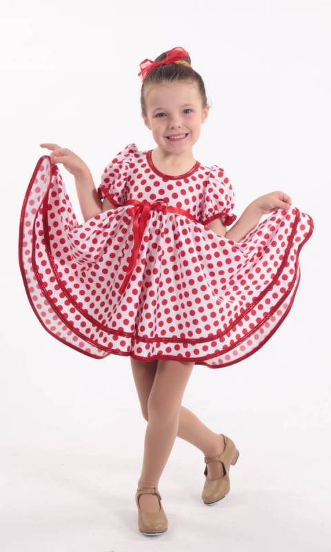 BABY TAKE A BOW  Dance Costume