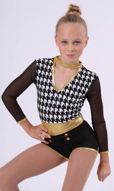 DEE JAY SPIN  Dance Costume