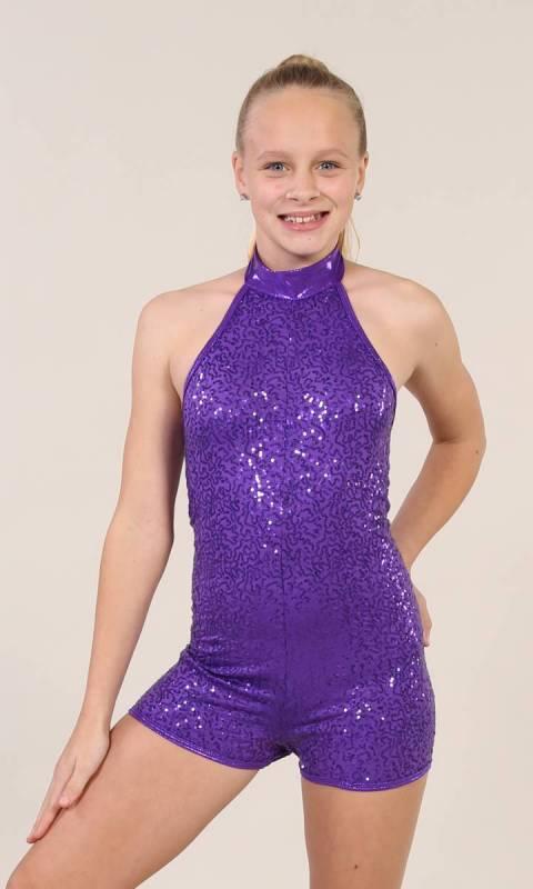 Bedazzled shortard Zsa Zsa Dance Costume