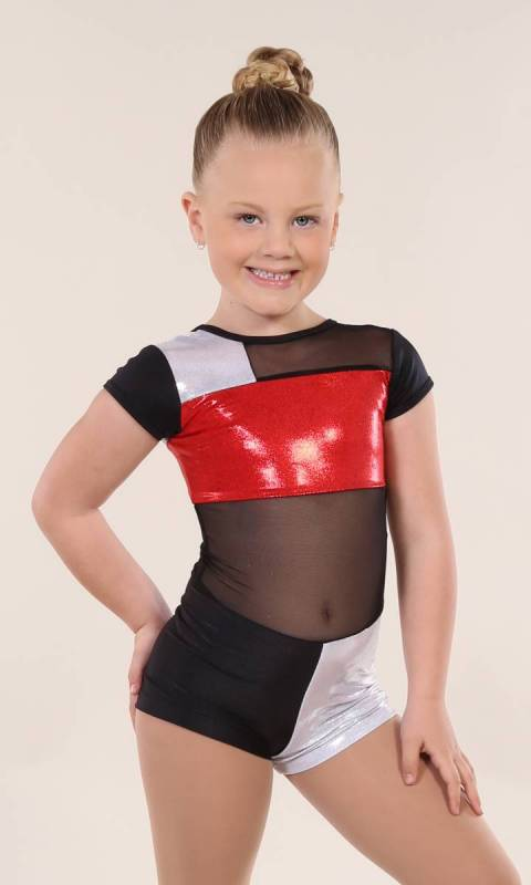 FLASHBACK shortard  Dance Costume