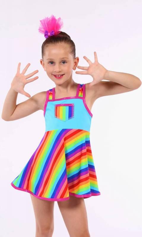 POPPY SWING -tro Dance Costume