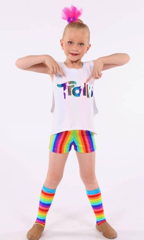 GET THAT FEELING - Tro  Dance Costume