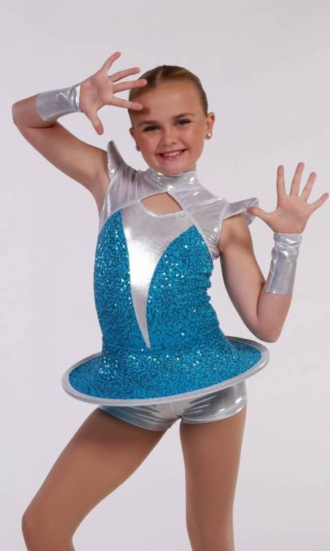 FUTURAMA  Dance Costume