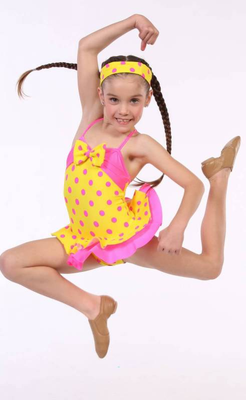 ITSY BITZY  Dance Costume