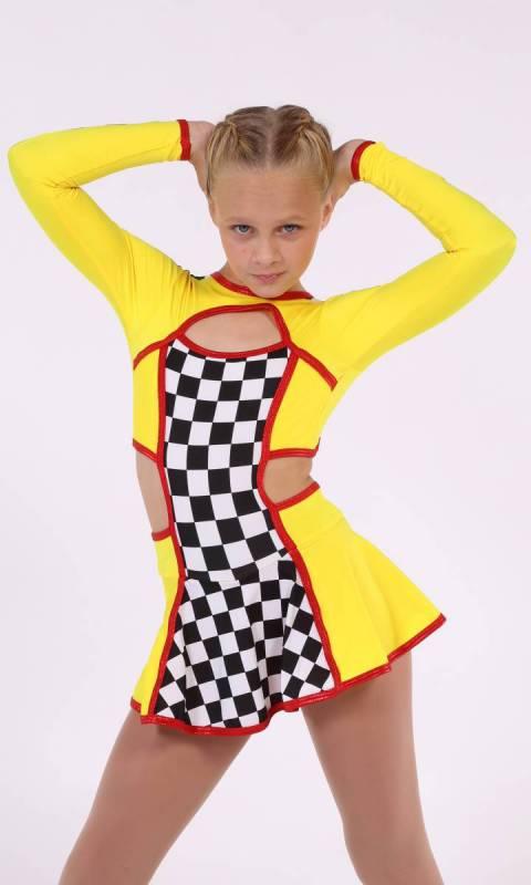 SPEED RACER  Dance Costume