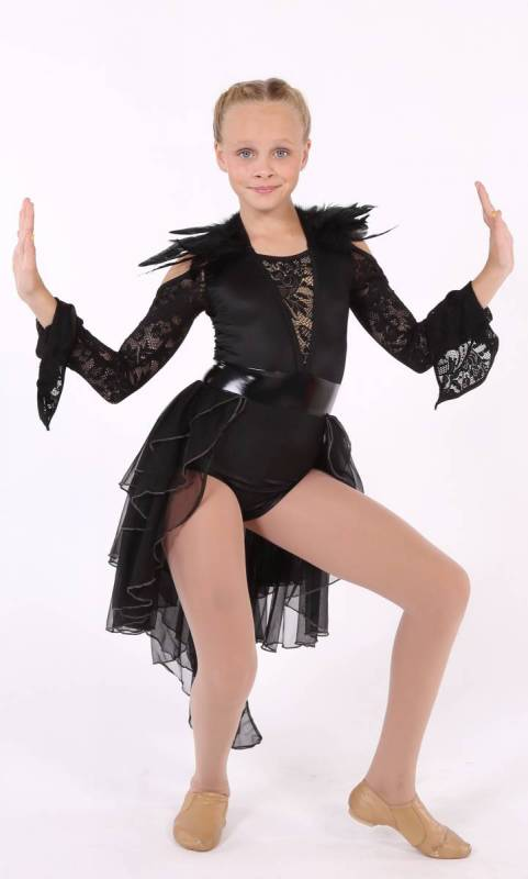 BLACK MAGIC kcdc Dance Costume
