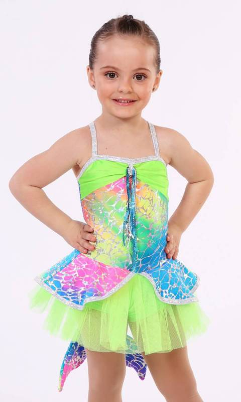 UNDER THE SEA  Dance Costume