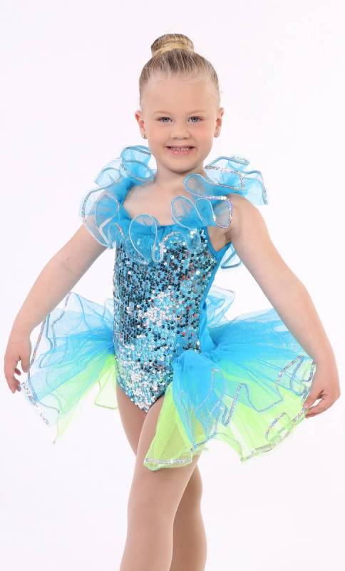 WATER BABY  Dance Costume