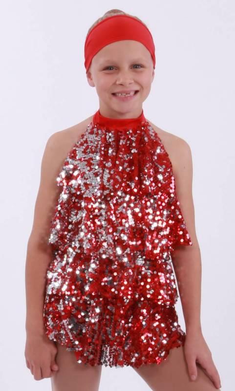 BOOM BOOM Dance Costume