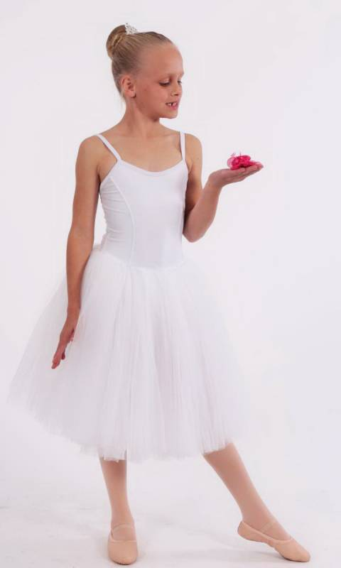 ROMANTIC TUTU Dance Costume