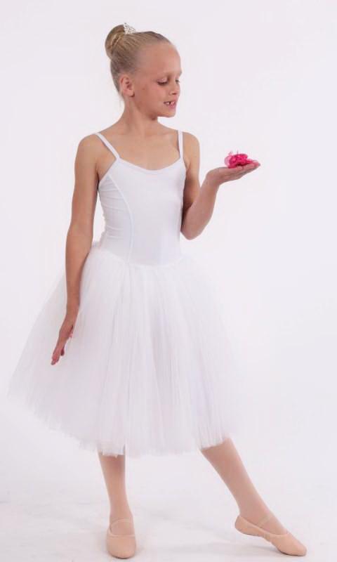 ROMANTIC TUTU Dance Costume