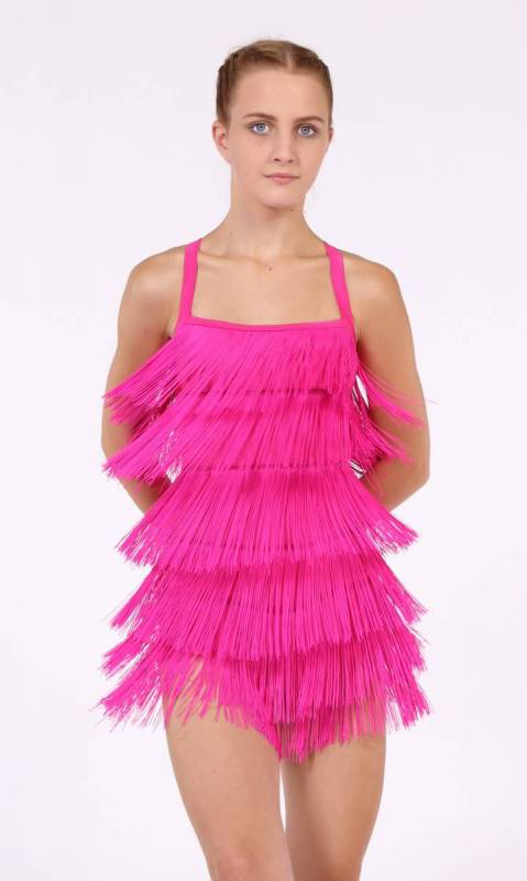 MISBEHAVIN  Dance Costume