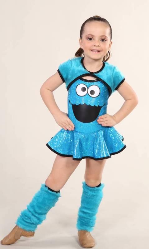 LITTLE MONSTER  Dance Costume