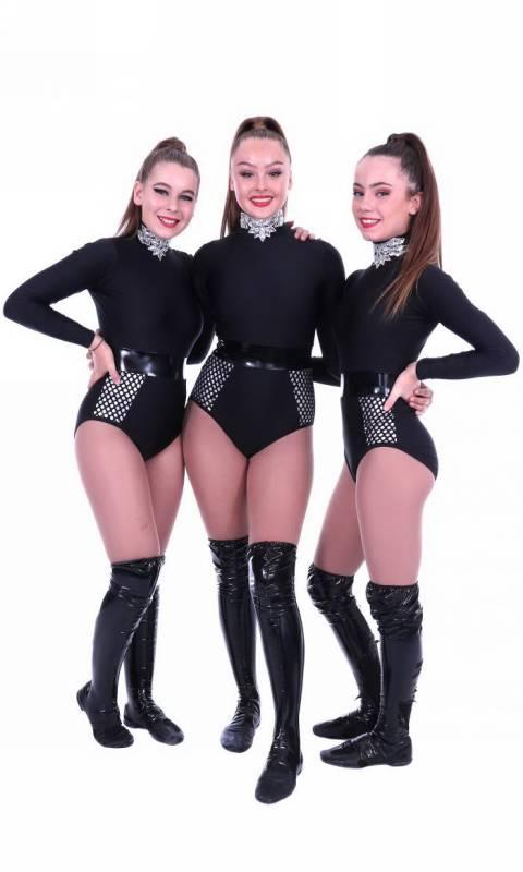 REVENGE Australian Made Dance Costume