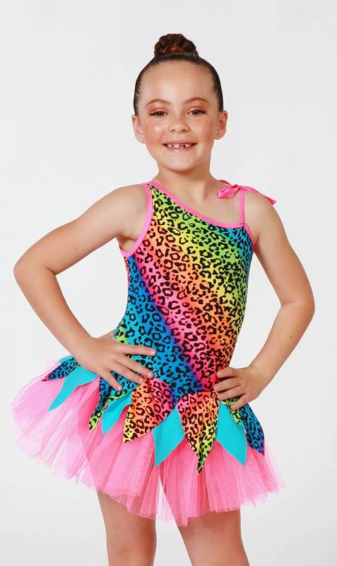PEBBLES - Tribal Dance Costume