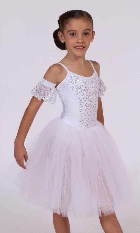 INNOCENCE - Romantic Tutu Dance Costume